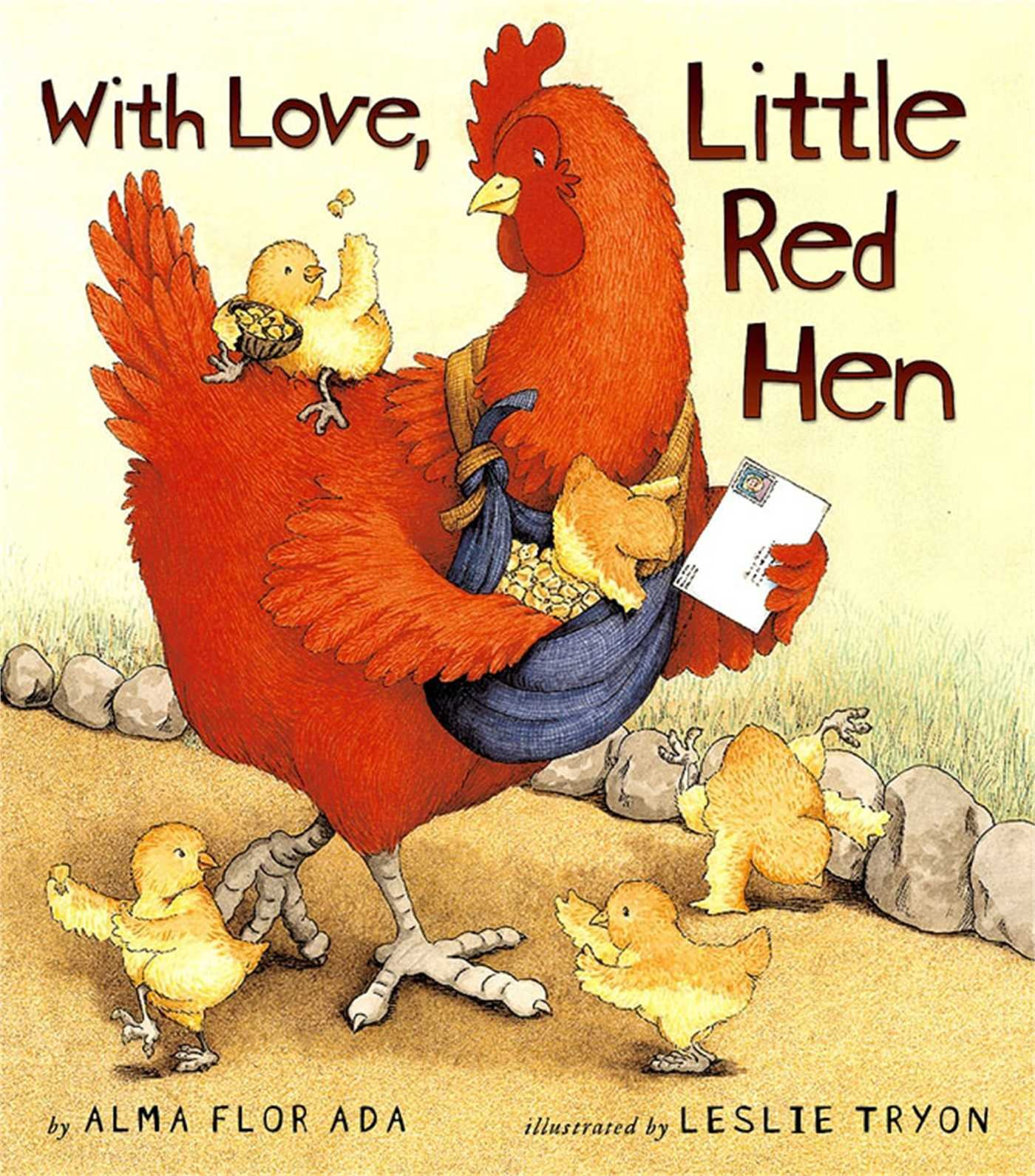 Download With Love, Little Red Hen ebook