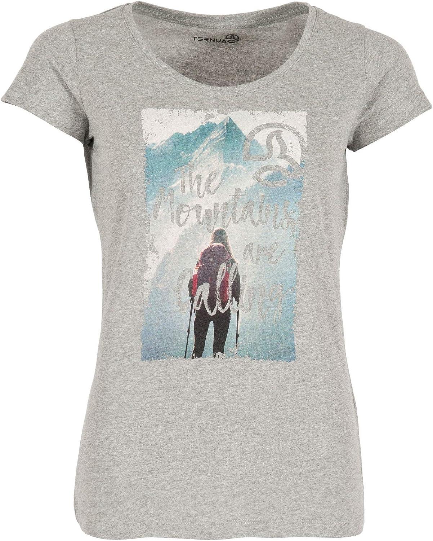 Ternua Nafud Camiseta, Mujer: Amazon.es: Ropa y accesorios