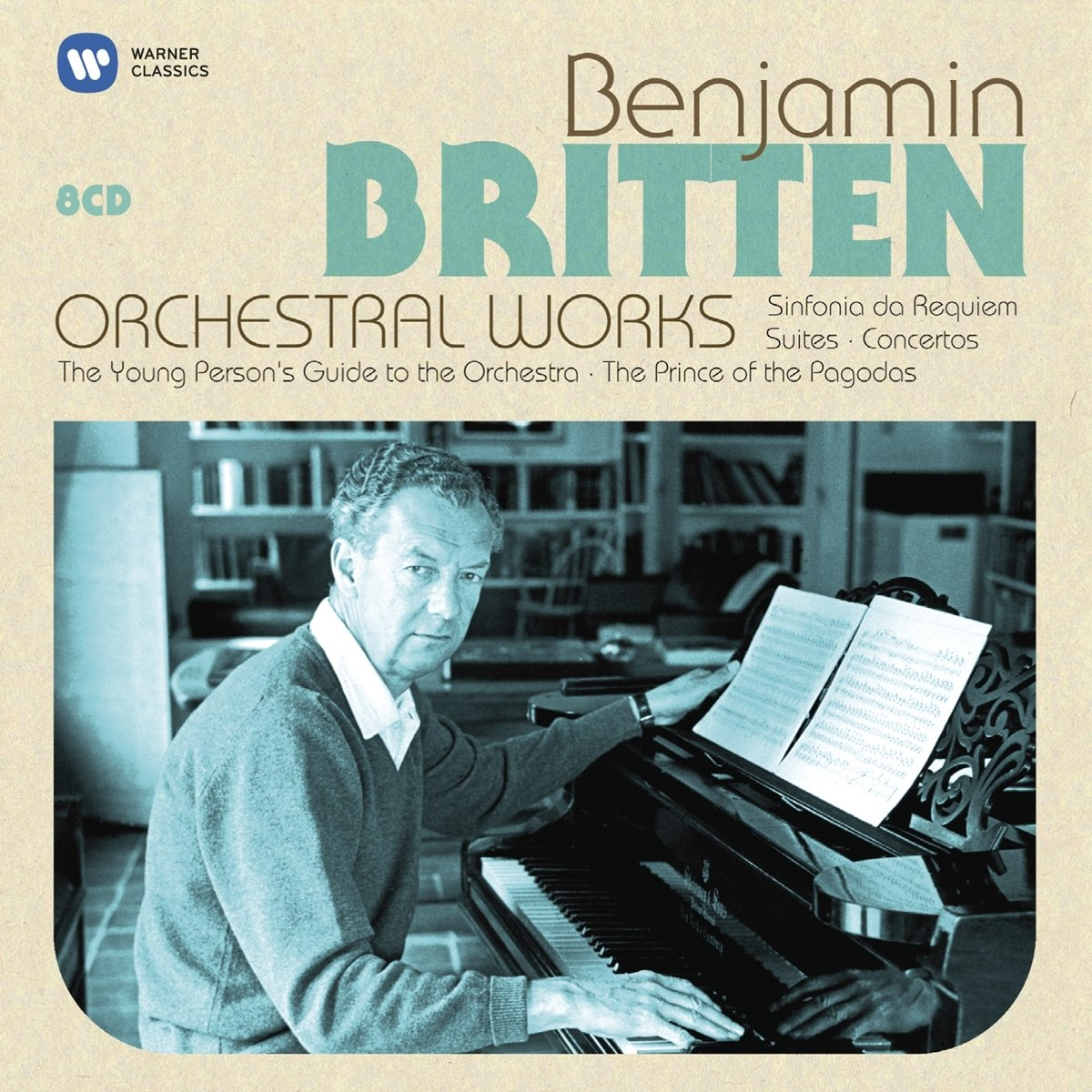 Britten: Orchestral Works by Warner Classics