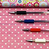 ibotti Heat Erase Pens for Fabric with 8 Free