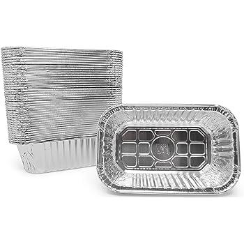 Amazon Com Dobi 50 Pack Mini Loaf Baking Pans