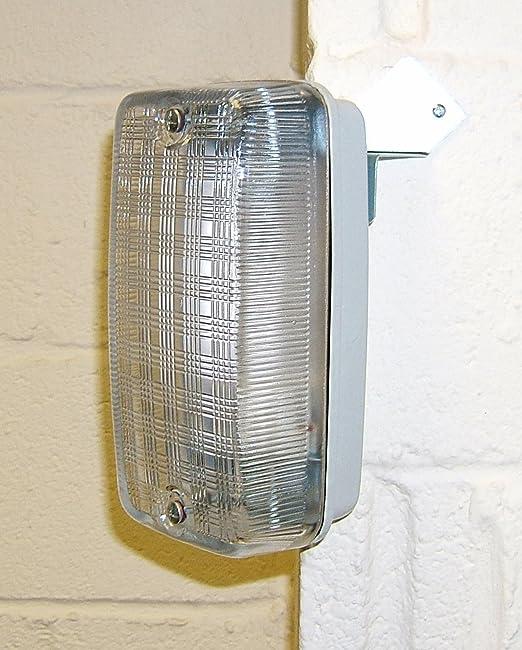 KRP5 soporte de esquina para 150-500 vatios foco sujeci/ón con tornillos y fijaciones
