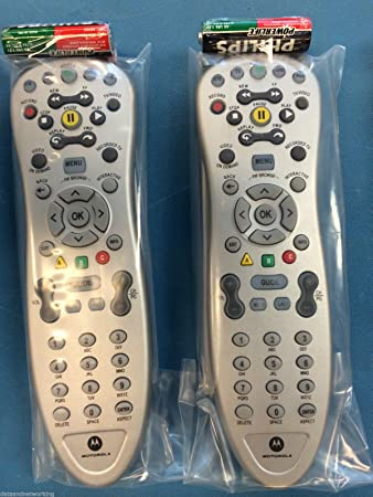 Black At T Uverse Universal Standard Tv Multi Functional Remote Control