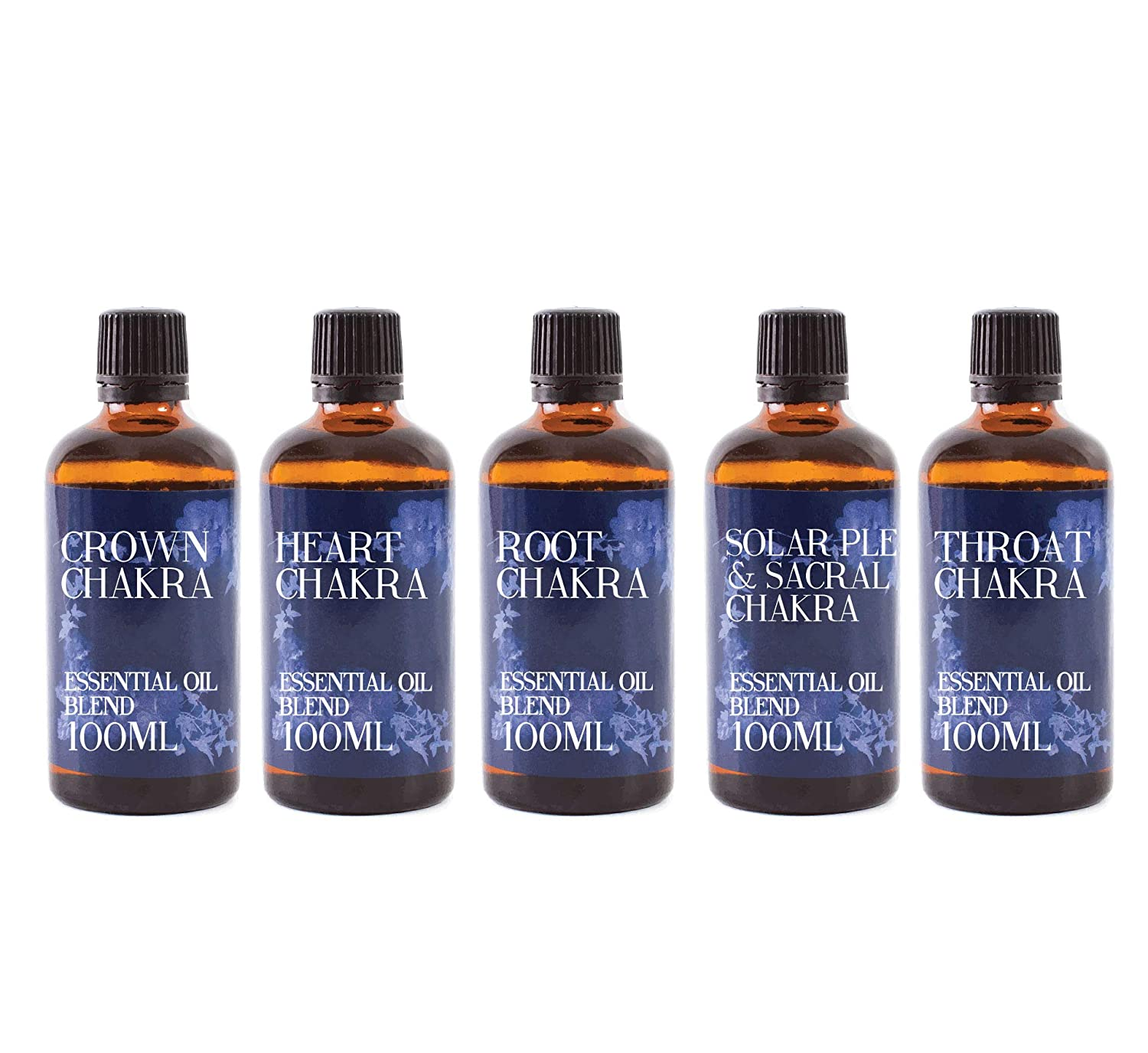 驚きの値段 Mystic Moments | | Gift Starter Pack of - 5 x Pack 100ml - Chakra - Essential Oil Blends B07J2MG8N4, アイティシー工房:9cf92c7c --- a0267596.xsph.ru