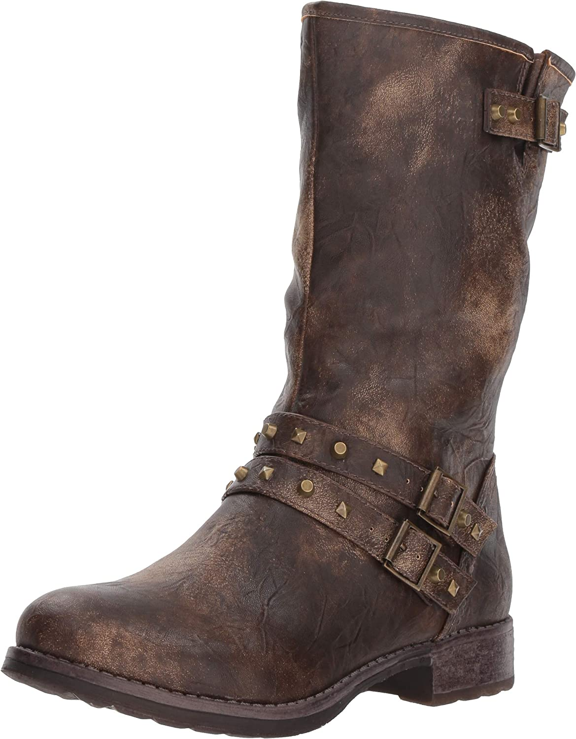 Dirty Laundry Women's Talia Motorcycle Boot