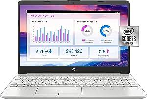 2021 Newest HP 15 Budget Laptop Notebook, 15.6