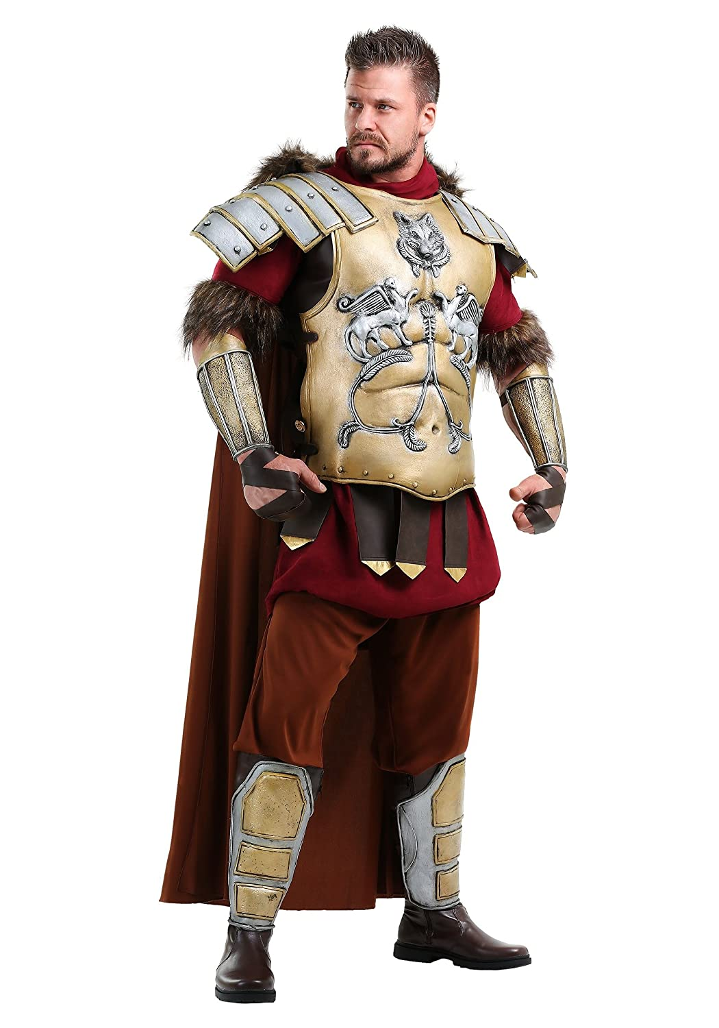 Gladiator General Maximus Men's Fancy dress costume Large