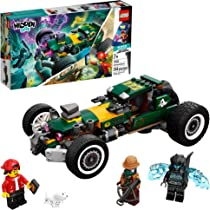 LEGO Hidden Side Supernatural Race Car 70434, Popular Augmented Reality (AR) Ghost Toy, App-Driven Ghost-Hunting Kit…