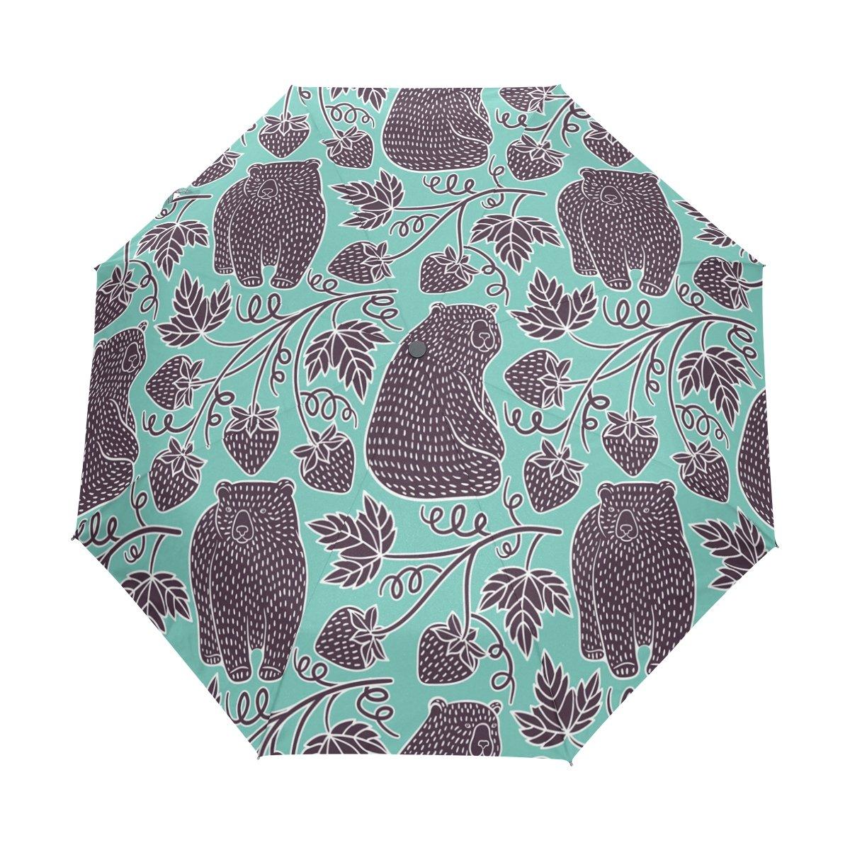 Ahomy, Parapluie pliants Mixte Enfant Multicolore Multicolore Taille Unique