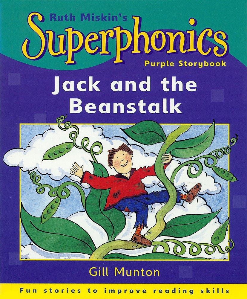 Read Online Superphonics: Purple Storybook: Jack and The Beanstalk pdf