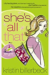 She's All That (Spa Girls Book 1) Kindle Edition