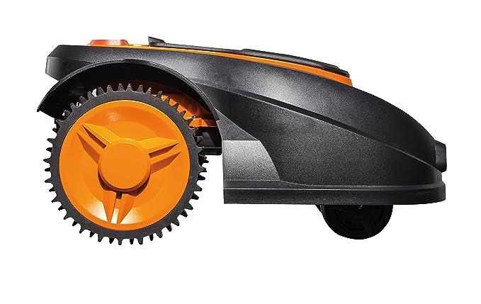 WORX WG790E 28 V 18 cm M II Robotic cortacésped Landroid: Amazon ...