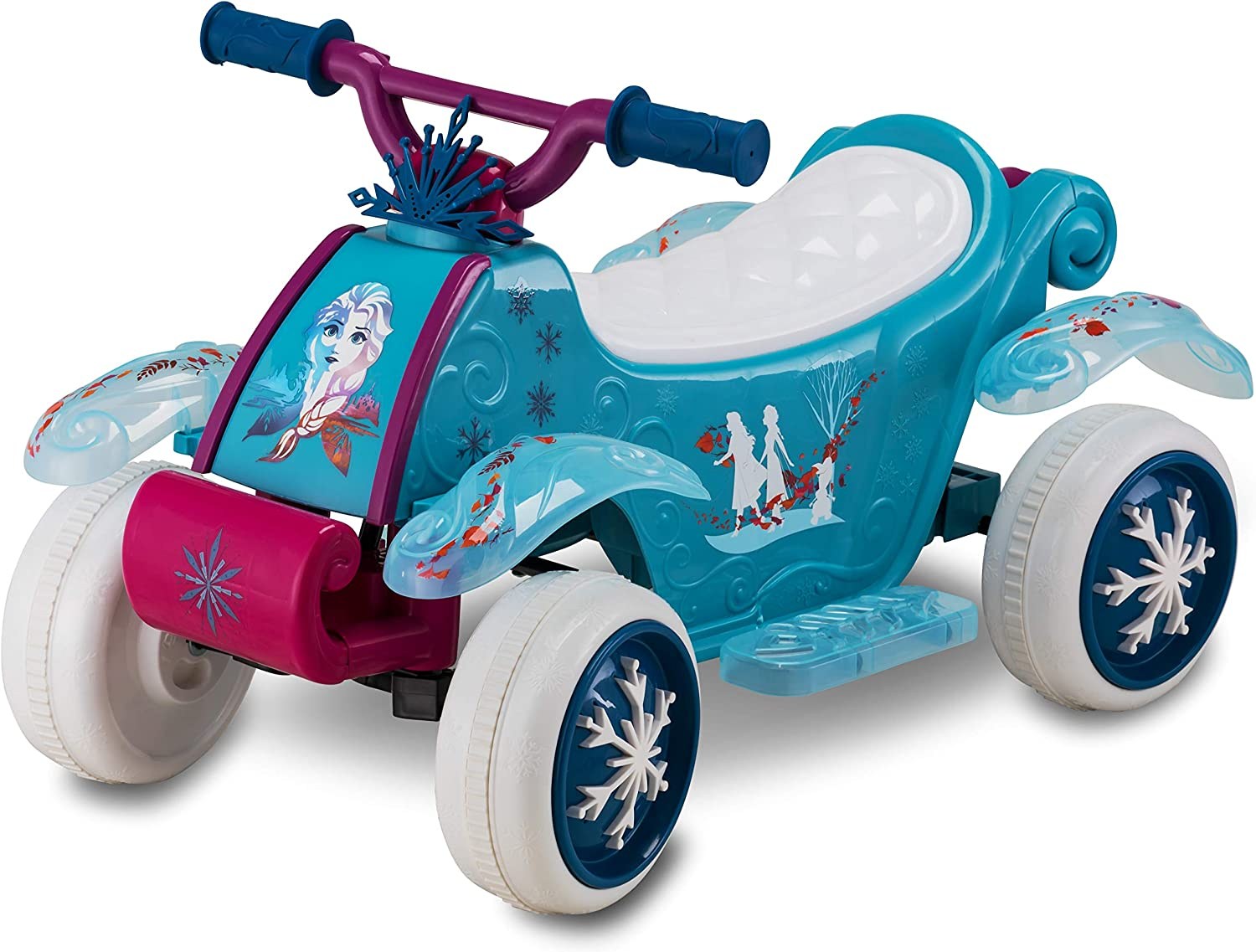 Frozen Toddler Ride On Toys by Kid Trax