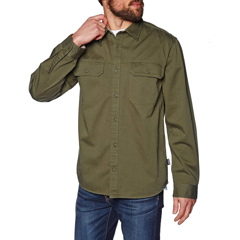 Patagonia Herren Four Canyons Twill Hemd funktionshemd outdoorhemd