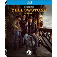 Yellowstone: Season 2 [Blu-ray]