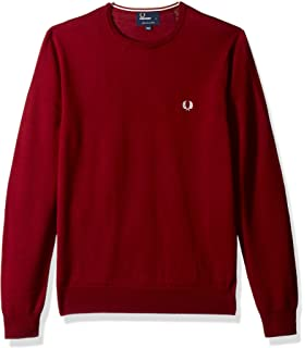 Amazon.com: Fred Perry Mens Quilted Hooded Brentham JKT ...