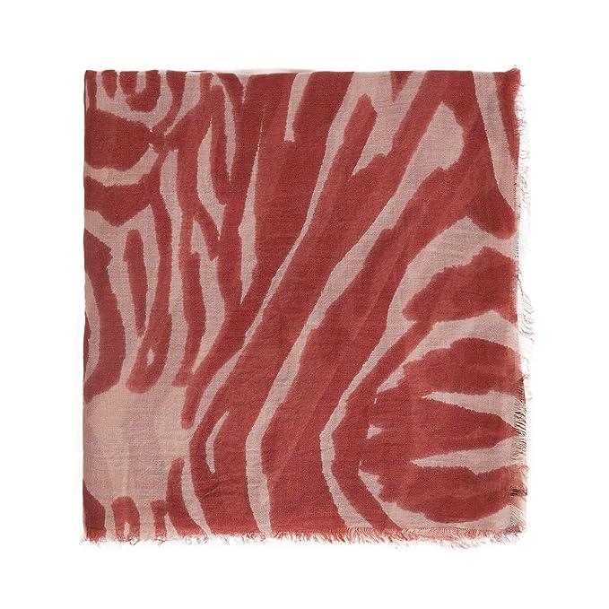vendita scontata vendita a buon mercato usa elegante Parfois - Sciarpe Foulard Stampata Modal Rosa - Donne - Taglie L ...