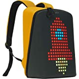Smart LED Pix Backpack – 15 Laptop Backpack for Men and Women, Waterproof