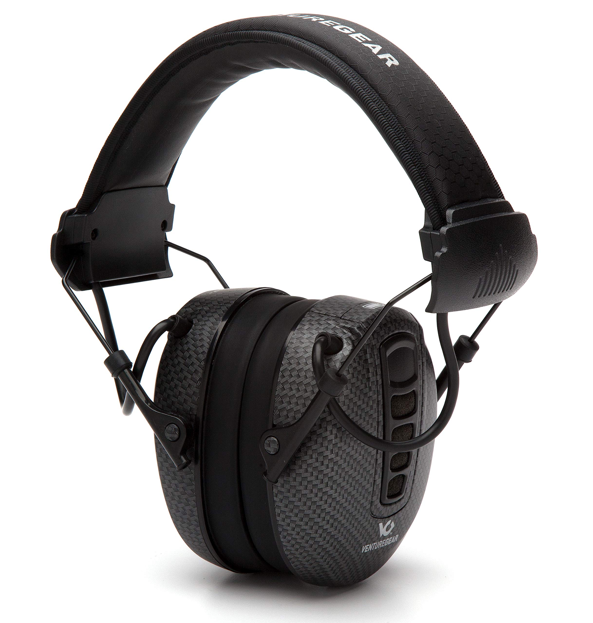 Venture Gear VGPME17 Clandestine Electronic Earmuff Hearing Protection by Venture Gear