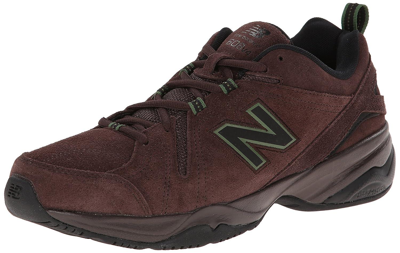 New Balanceメンズmx608 V4トレーニングシューズ B00IYB224E 15 2E US ブラウン