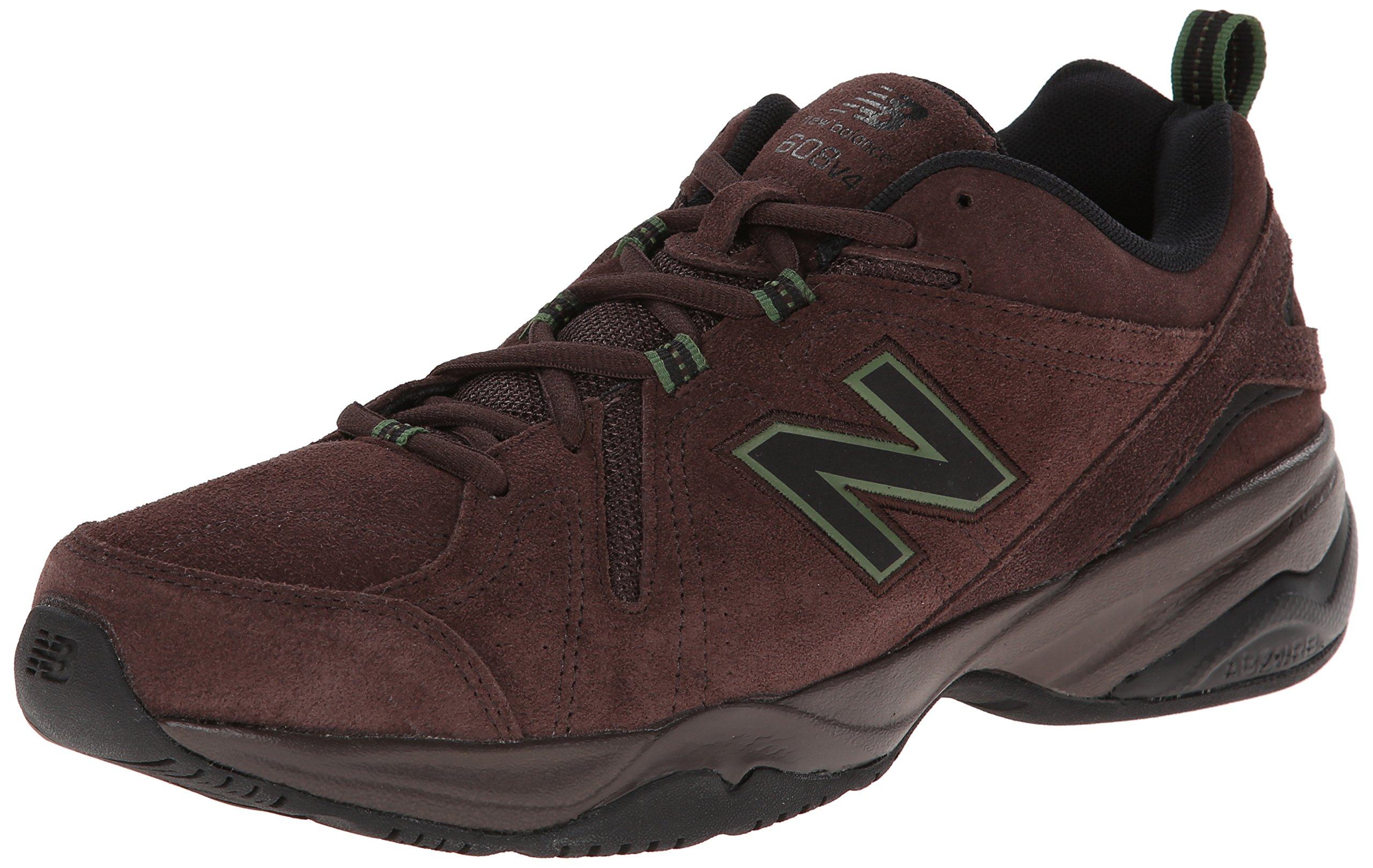 New Balance Men's MX608v4 Training Shoe, Brown, 6.5 4E US by New Balance (Image #1)