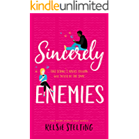 Sincerely Enemies: A Sweet YA Romance (The Warr Acres High Series Book 1)