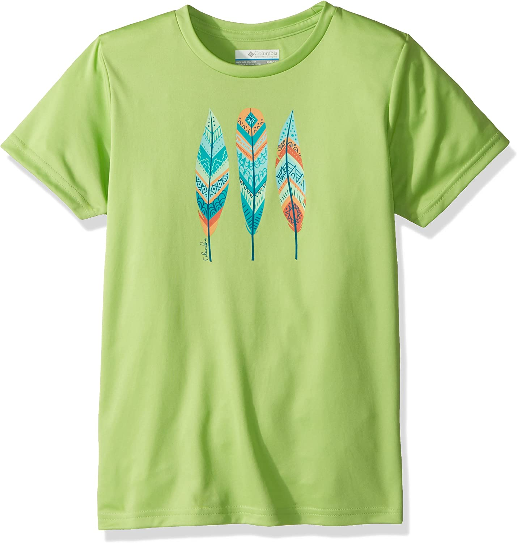 Columbia Girls Trilastic Short Sleeve Shirt