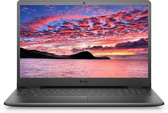 2021 Newest Dell Inspiron 3000 Laptop, 15.6 HD LED-Backlit Display, Intel Celeron Processor N4020, 8GB DDR4 RAM, 128GB PCIe SSD, Online Meeting Ready, Webcam, WiFi, HDMI, Bluetooth, Win10 Home, Black