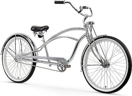 "Bicycle CHAIN GUARD 26/"" /& 24/"" Frames Beach Cruiser Lowrider Chopper Bike Chrome"