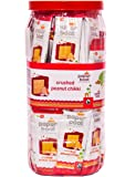 Paperboat Crushed Peanut Chikki Jar, 800g