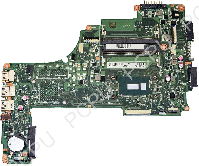 A000393970 Toshiba Satellite S55-C Laptop Motherboard w/Intel i5-5200U 2.2GHz CP
