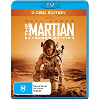 Martian Extended Cut, The [2 Disc] (Blu-ray)