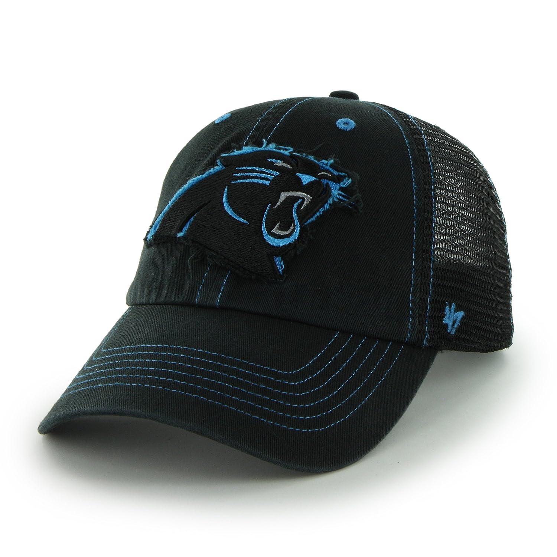 94ed58303 Amazon.com    47 NFL Carolina Panthers Flexbone Closer Stretch Fit ...