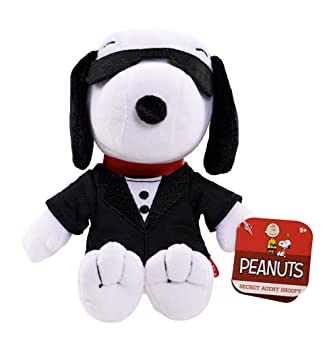 Peanuts Peluche de Snoopy agente secreto