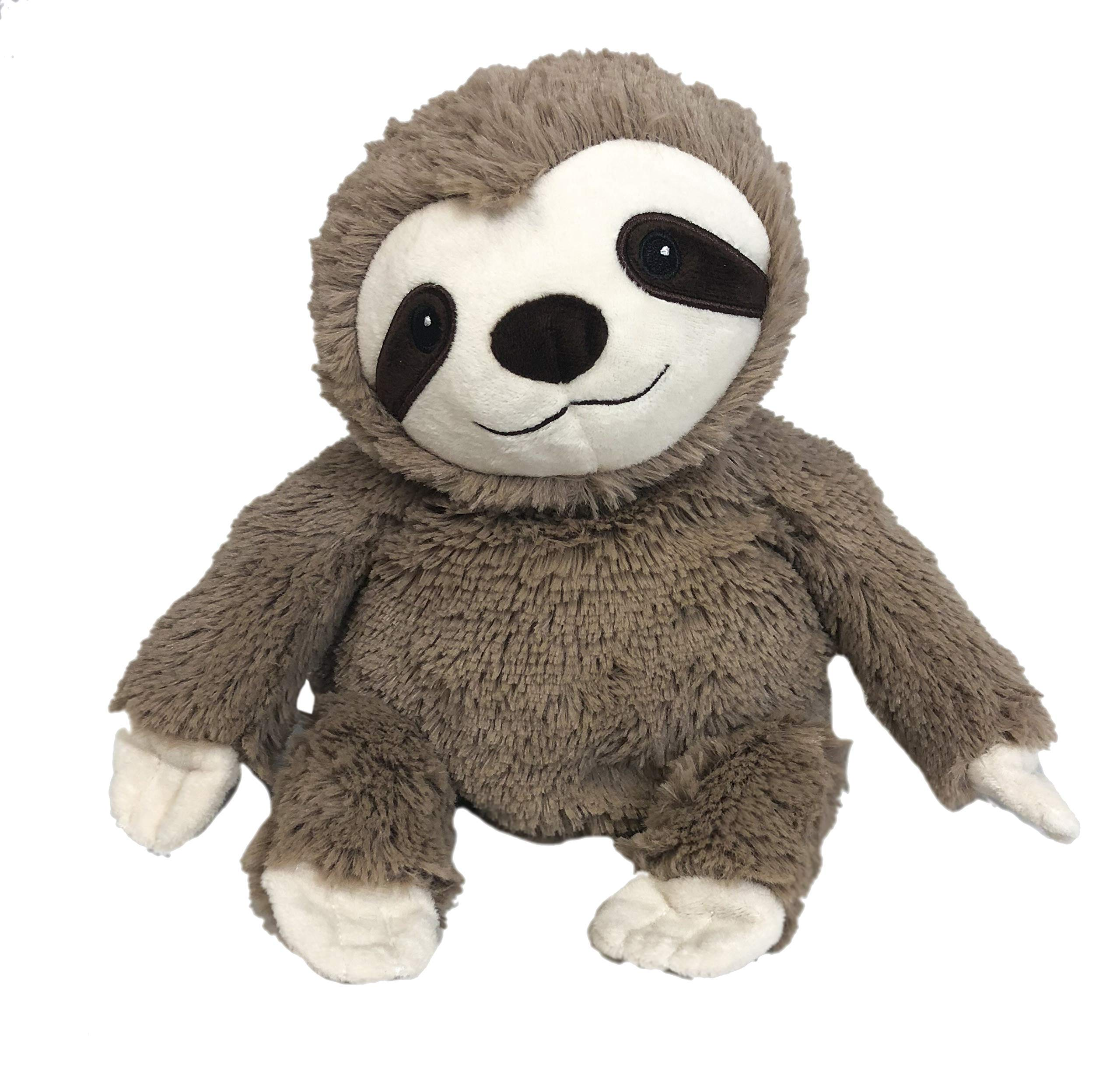 Warmies® Microwavable French Lavender Scented Plush Sloth by Intelex