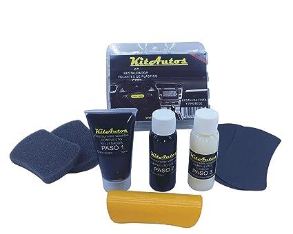 Kitautos Noir Kit Volants Plastique Kivp De Et Restaurateur En Cuir QCshrtd