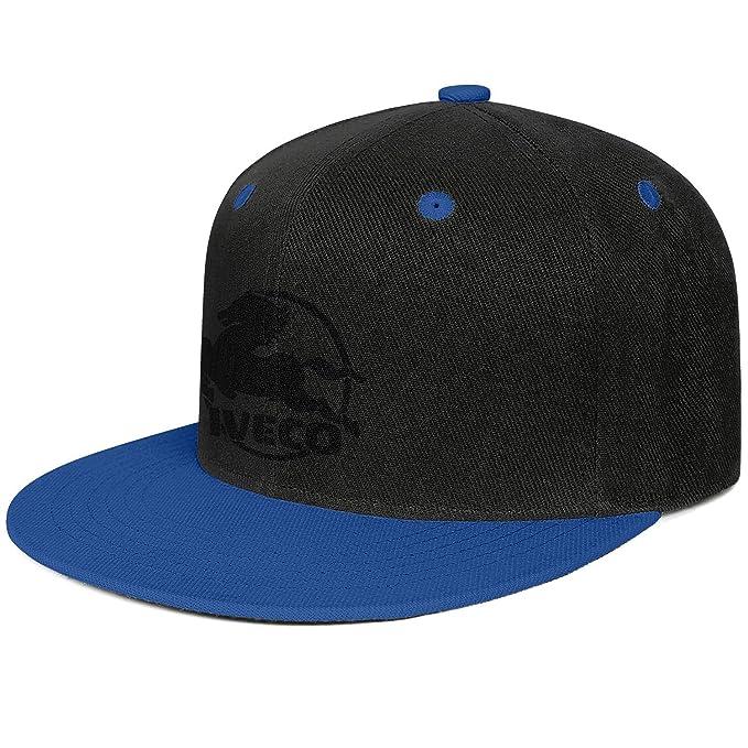 7a6e1619 Amazon.com: Men Women Cap IVECO Black Hat Snapback Designer Caps ...
