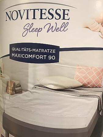 NOVITESSE Ortho Relax Qualitatsmatratze Komfort Matratze Kaltschaummatratze 90x200 Cm