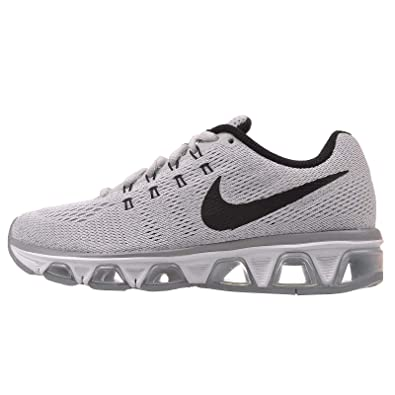 the best attitude fa3bd 597e1 Amazon.com  NIKE Women s Wmns Air Max Tailwind 8, Pure Platinum Black-Wolf  Grey-White, 5 M US  Shoes