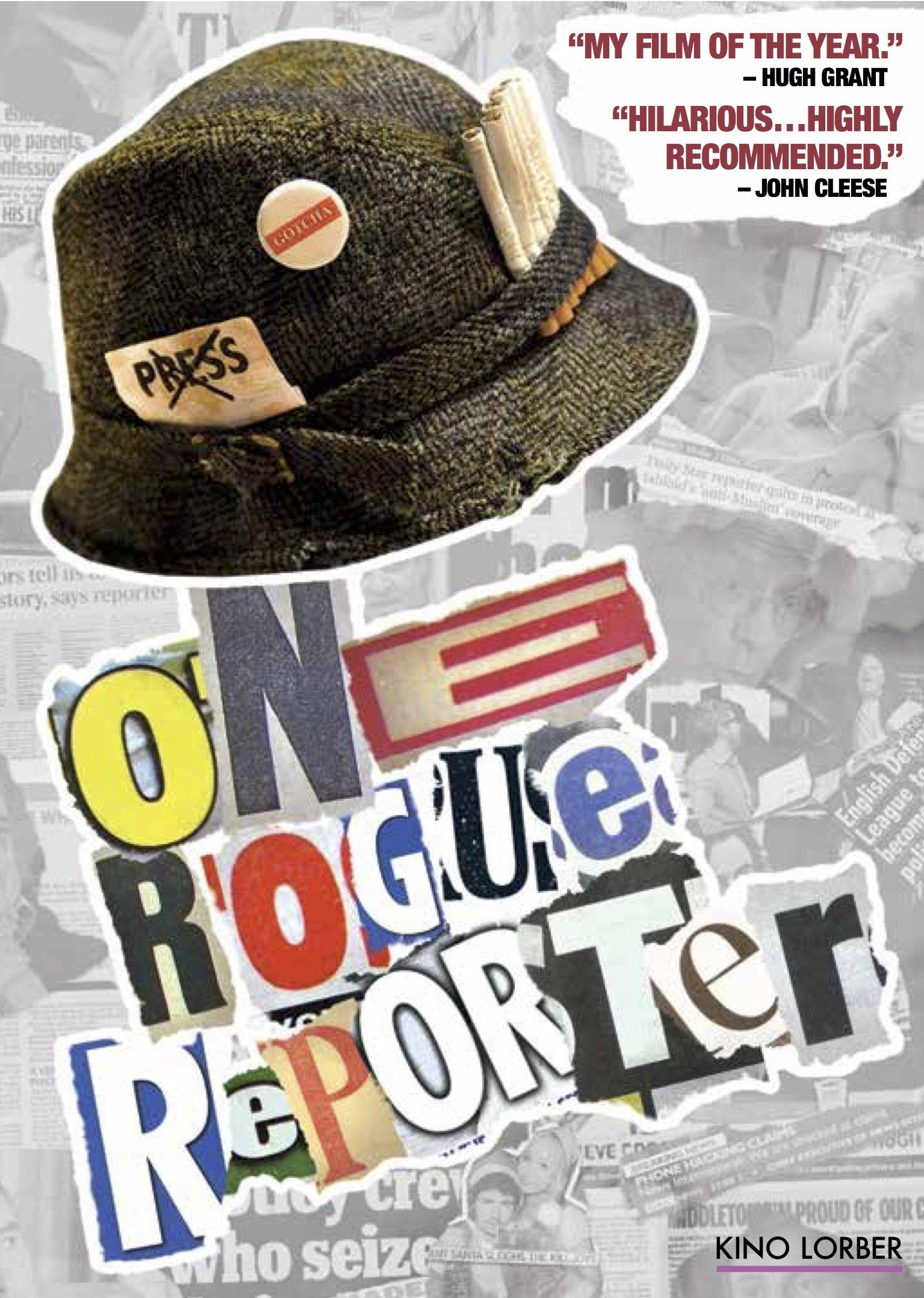 DVD : Hugh Grant - One Rogue Reporter (DVD)