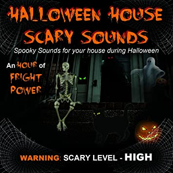 Superior Halloween House Scary Sounds