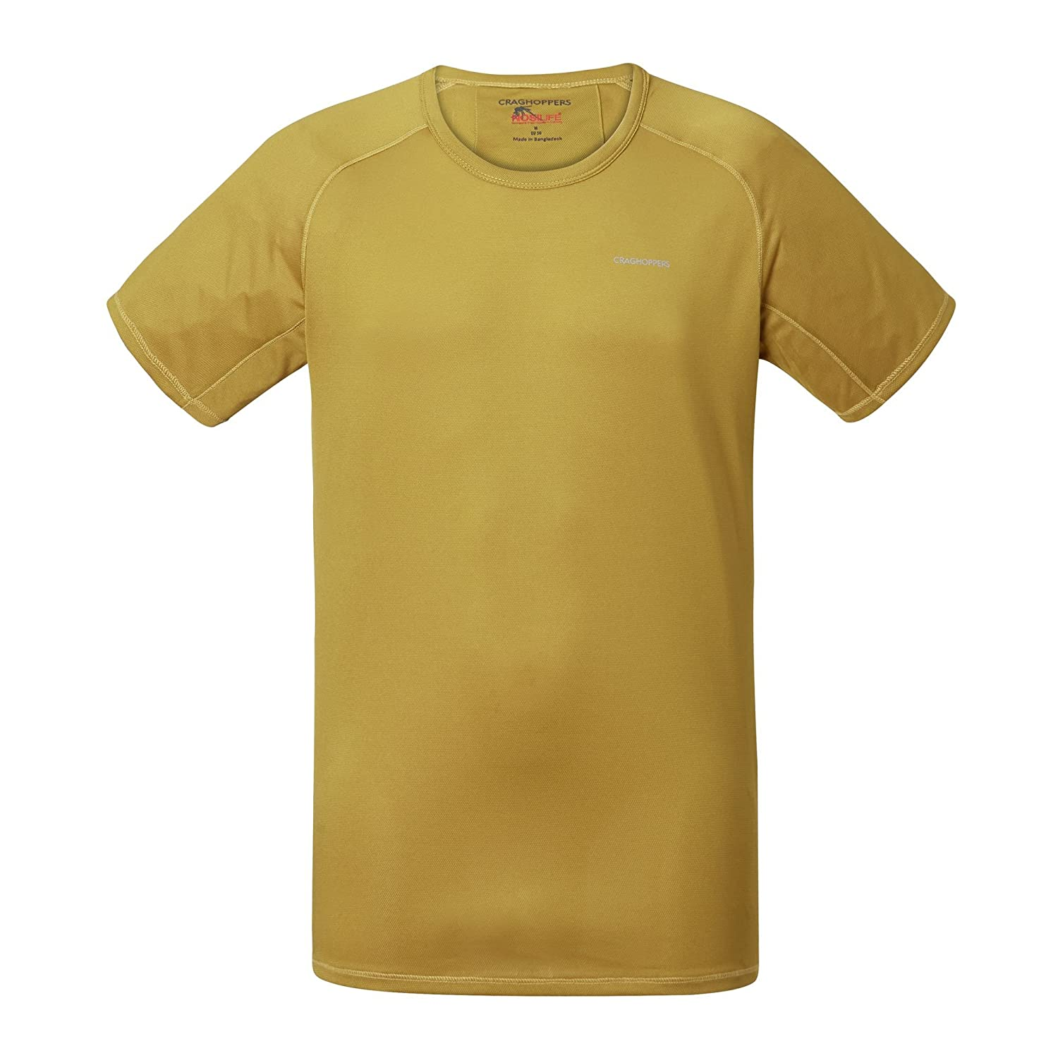 Craghoppers Mens NosiLife Short Sleeved Baselayer T-Shirt