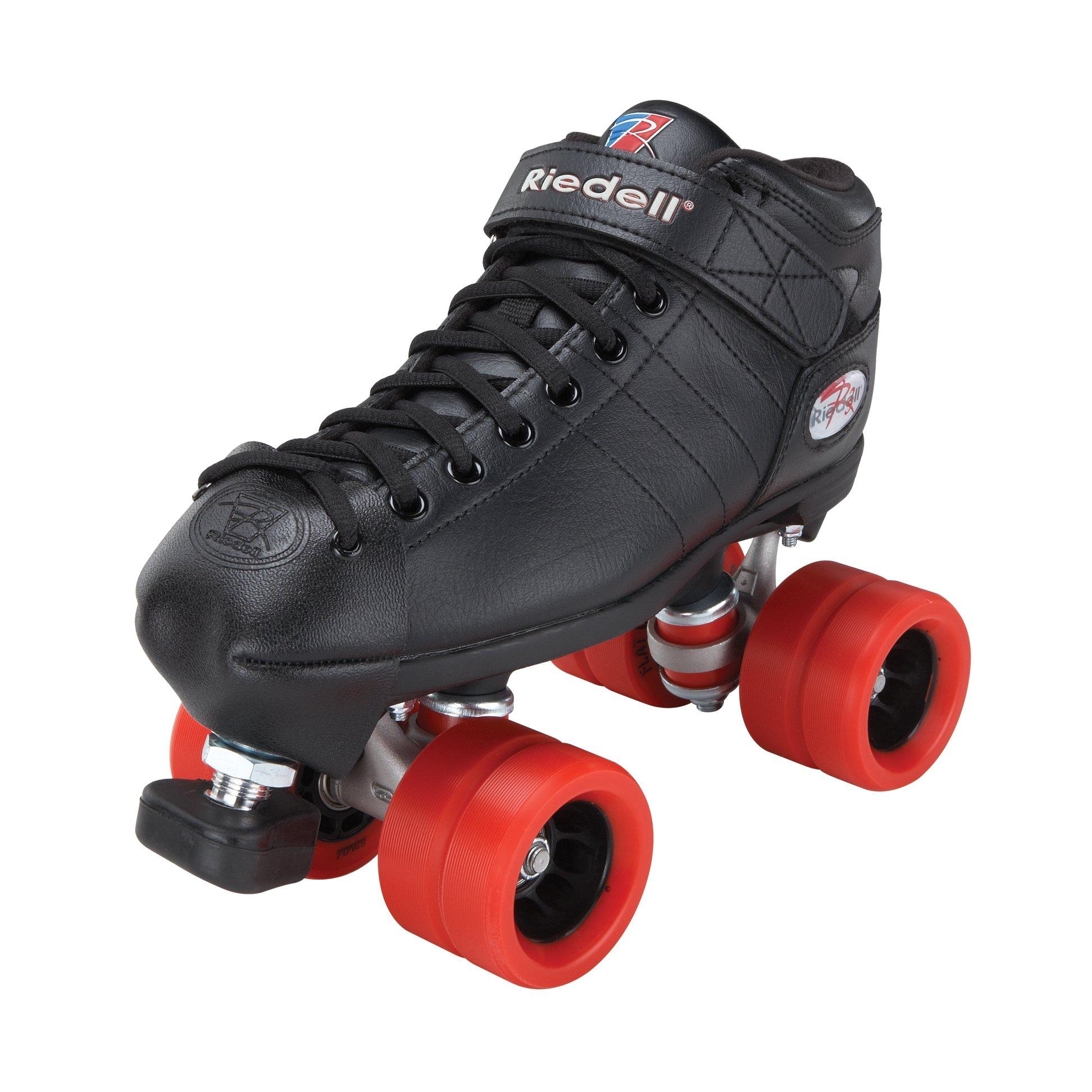 Derby Riedell Roller R3 (Black, 14 Medium)