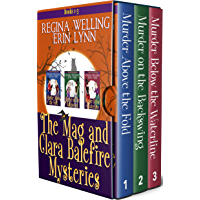 The Mag and Clara Balefire Mysteries: Books 1-3