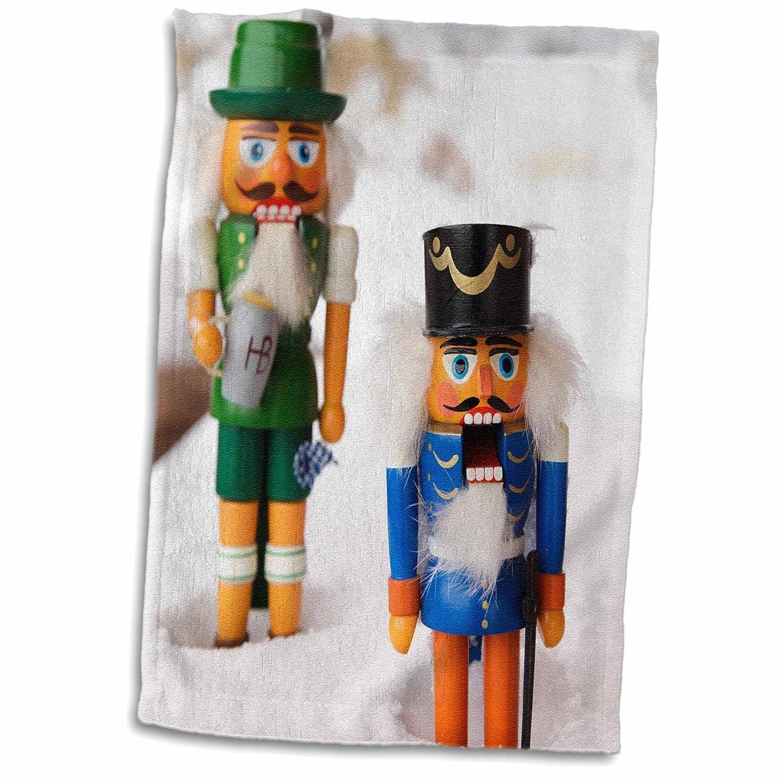 3D Rose Santa Fe-New Mexico-USA Holiday Decor-Us32 Jmr0963-Julien McRoberts Hand//Sports Towel 15 x 22