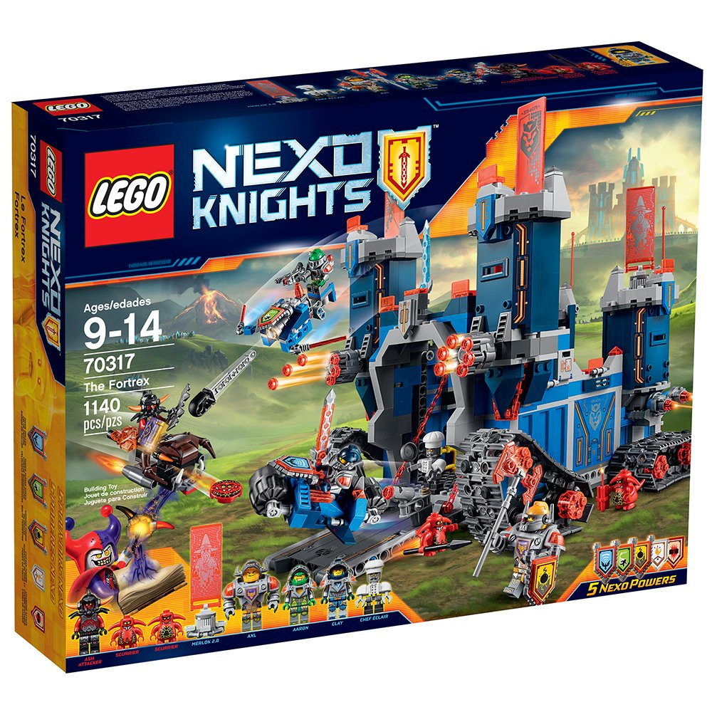 Top 9 Best LEGO Nexo Knights Set Reviews in 2021 10