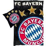 """FC Bayern München Wandtattoo """"Logo"""" ca. 32x30cm: Amazon.de"""