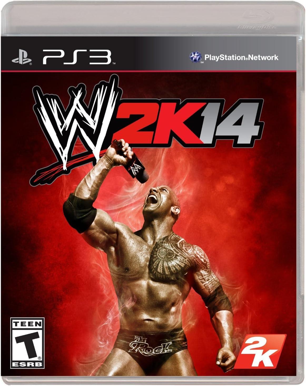 Amazon com: WWE 2K14 - Playstation 3: Take 2 Interactive