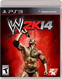 WWE 2K14 - Playstation 3: Take 2 Interactive     - Amazon com