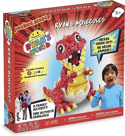 Ryan/'s World Ryan/'s Molecules